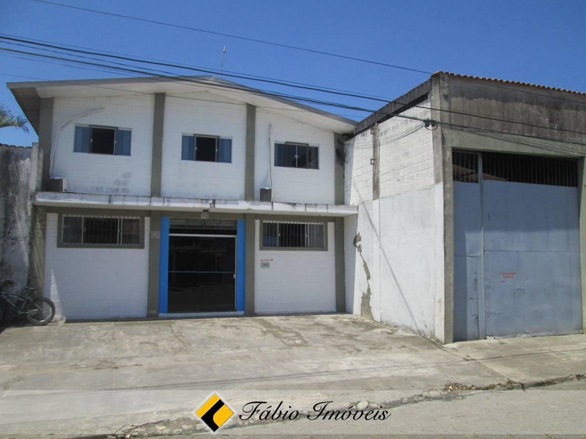 Salão no bairro Jardim Peruíbe
