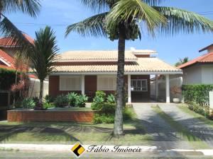 Casa para temporada no bairro Bougainvillée III em Peruíbe