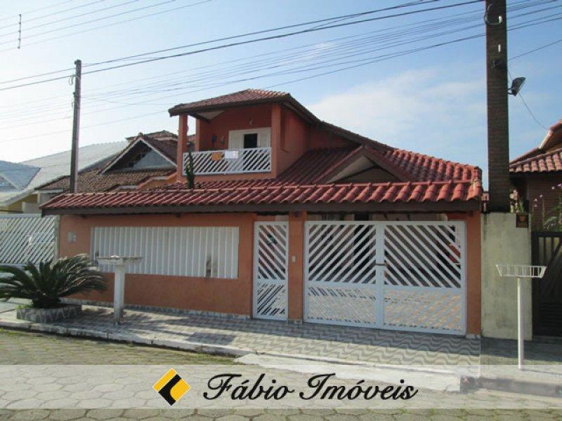 casa para venda no bairro Continental em Peruíbe