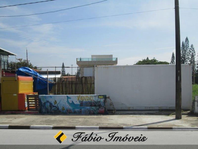 terreno para venda no bairro Arpoador em Peruíbe
